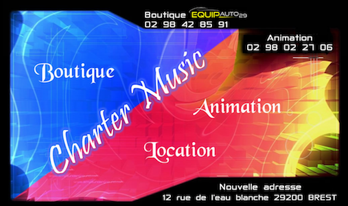 Animation – Charter Music