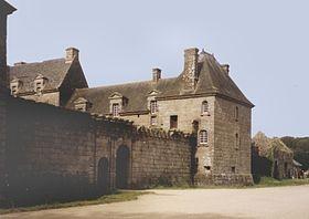 La saison démarre au Chateau de Kergroadez